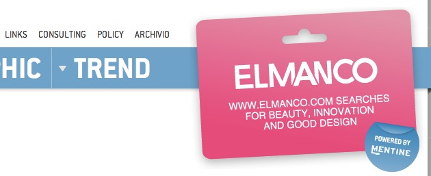 Elmanco redesigned by Mentine