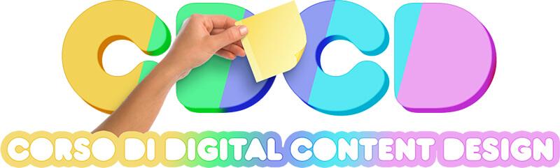 Corso di Digital Content Design